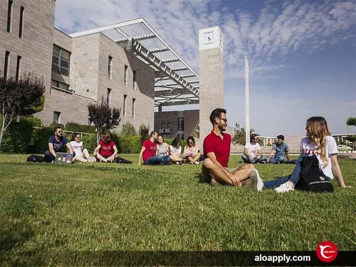 خوابگاه دانشگاه فنی خاورمیانه