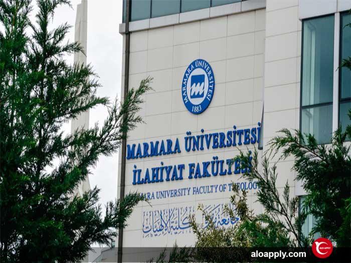 دانشگاه مارمارا( Marmara Üniversitesi)