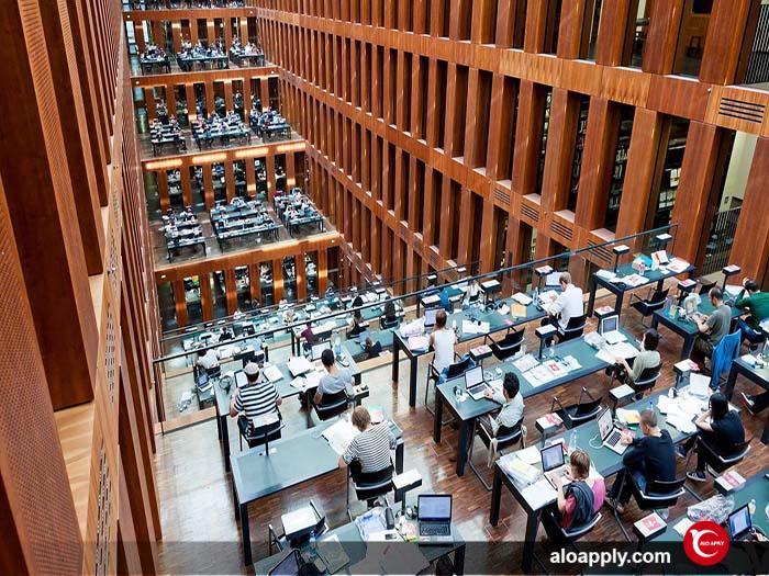 تحصیل در آلمان به همراه بورسیه تحصیلی