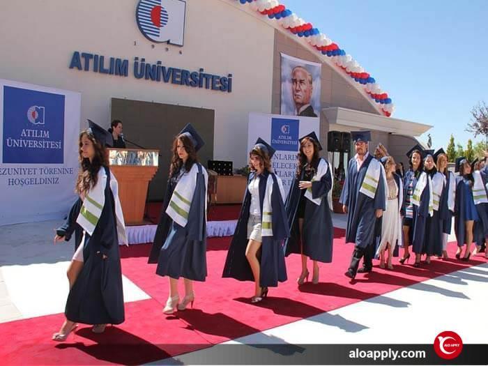 کتابخانه دانشگاه آتیلیم