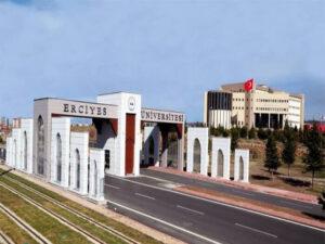 دانشگاه ارجیس ترکیه