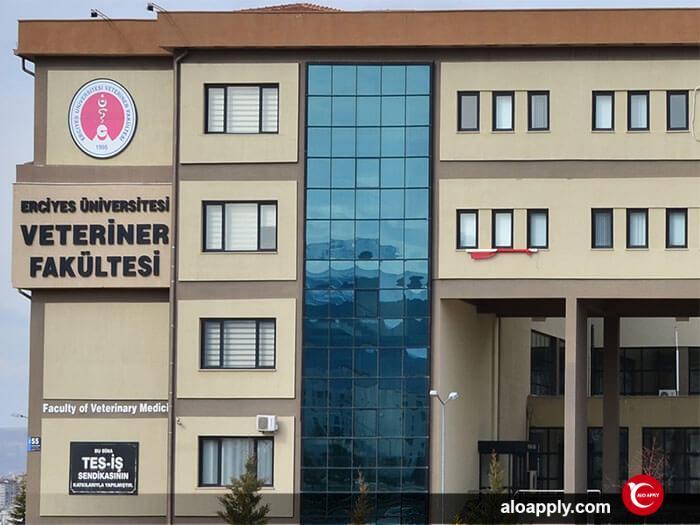 امکانات اجتماعی دانشگاه ارجیس ترکیه
