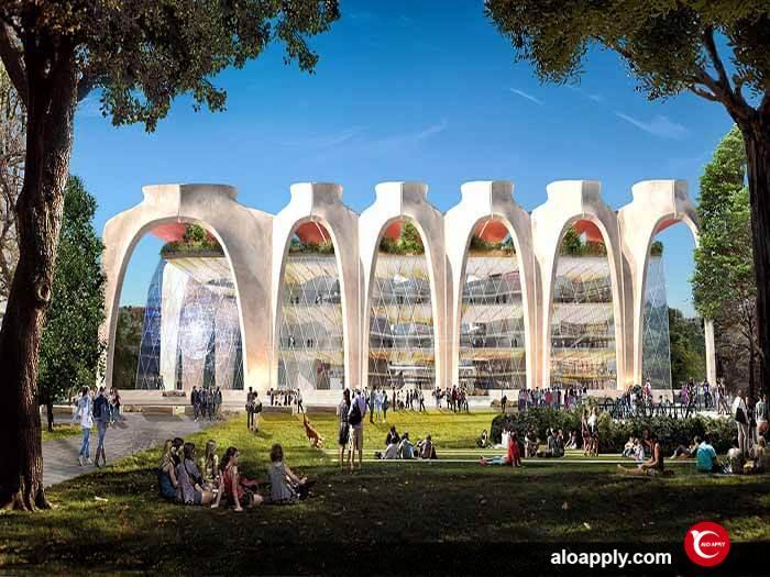 پردیس های دانشگاه فنی استانبول