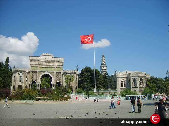 فعالیت ها در دانشگاه فنی استانبول