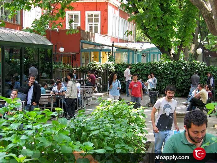 رسالت های دانشگاه فنی ییلدیز استانبول