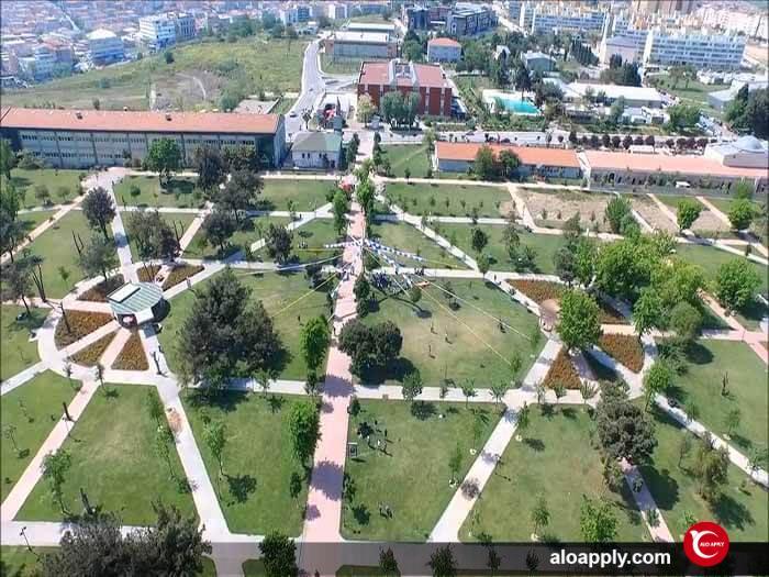 سوابق دانشگاه فنی ییلدیز استانبول