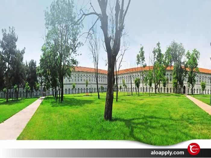 تکنو پارک دانشگاه فنی ییلدیز استانبول
