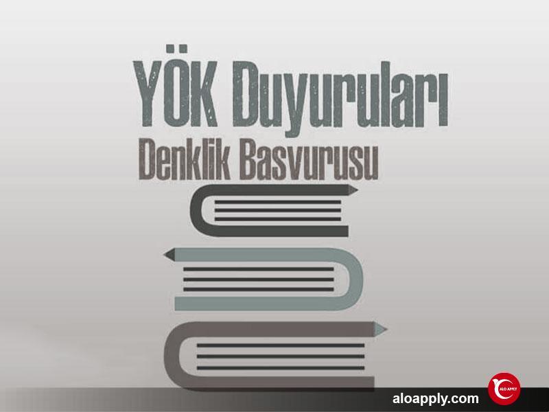 دنکلیک (معادل سازی مدارک در ترکیه)