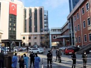 9 نفر در اثر انفجار کپسول اکسیژن در بیمارستانی در غازی آنتپ جان باختند.