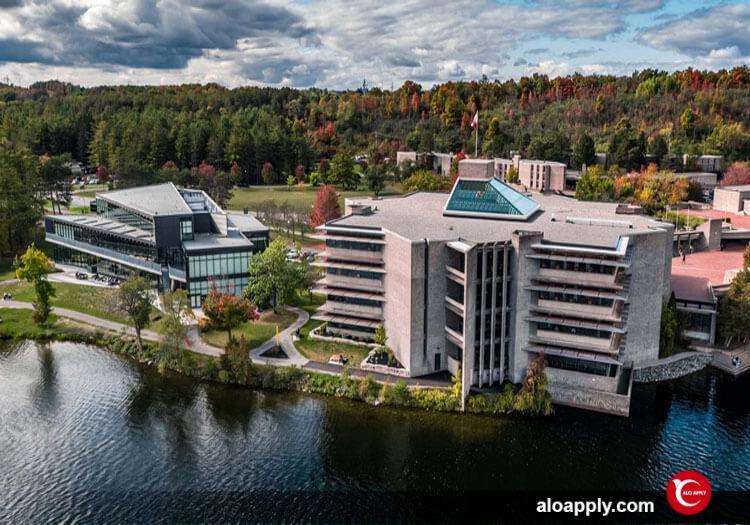 بورسیه تحصیلی دانشگاه ترنت کانادا
