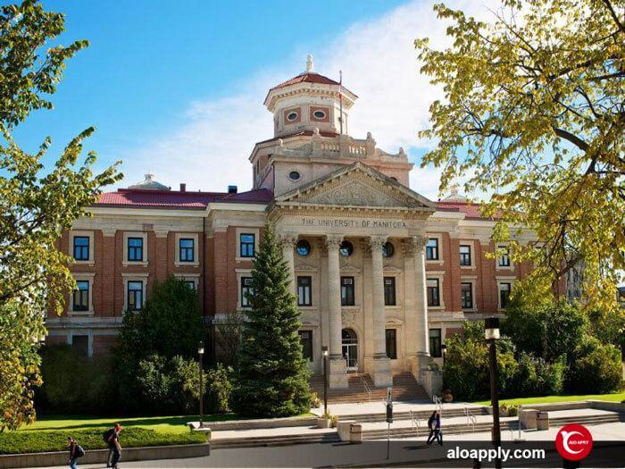 بورسیه تحصیلی در دانشگاه منتوبیا کانادا