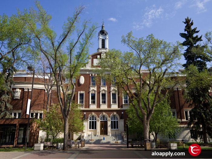 دانشکده های دانشگاه آلبرتا