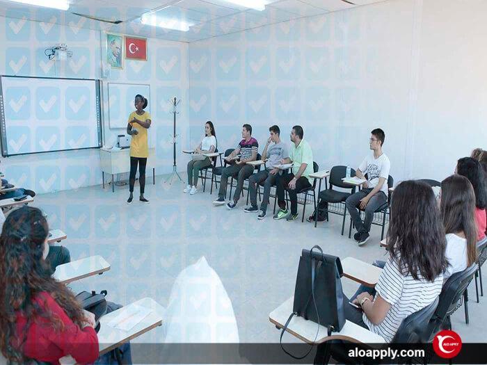 آموزش زبان انگلیسی دانشگاه آلپ ارسلان