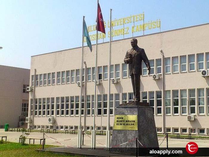 تحصیل در دانشگاه اولوداغ بورسا