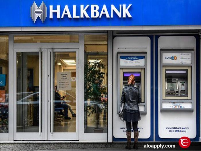 خدمات هالک بانک
