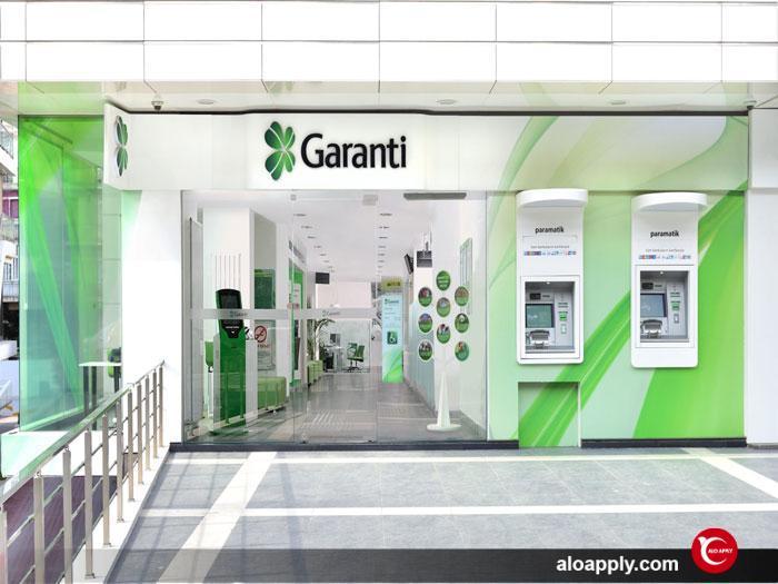 گارانتی بانک ترکیه