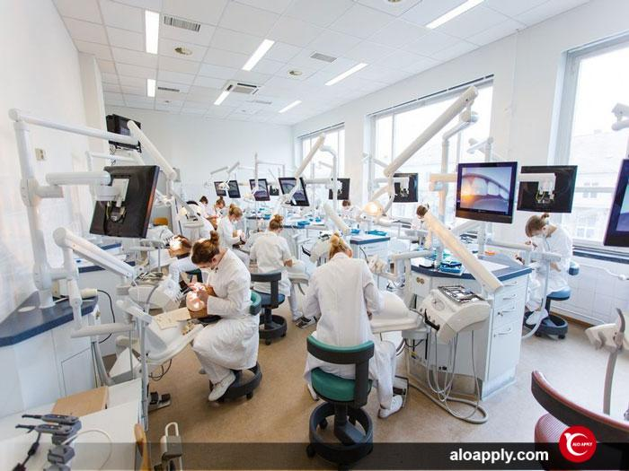 دانشکده های دندانپزشکی جهان