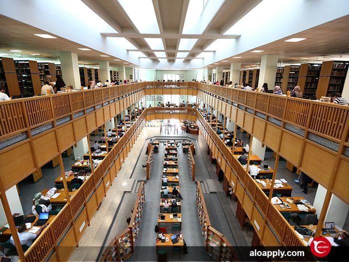 مرکز فرهنگی-دانشجویی دانشگاه استانبول