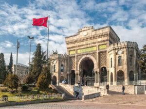 دانشگاه-استانبول