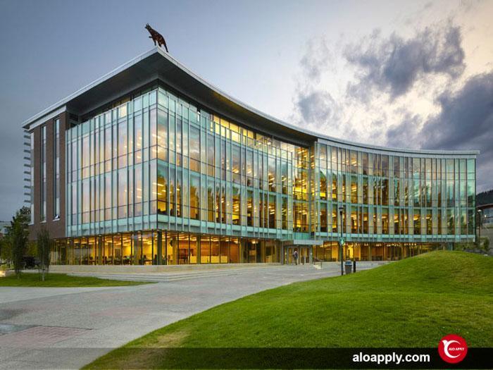 دانشگاه تامسون ریورز