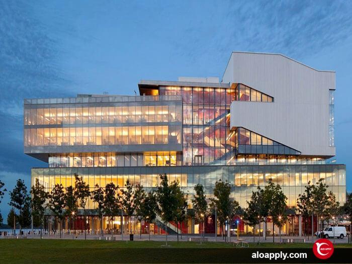 هزینه های اقامت و شهریه در دانشگاه جورج براون