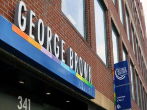 دانشگاه جورج براون (George Brown)