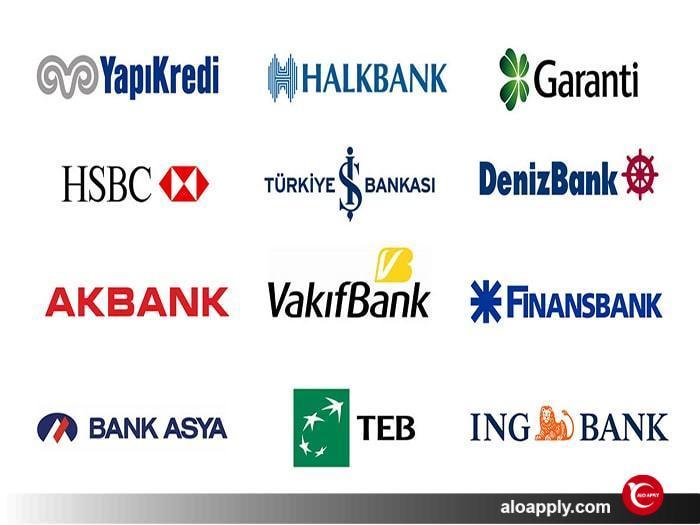 نحوه ی افتتاح حساب در بانکهای ترکیه