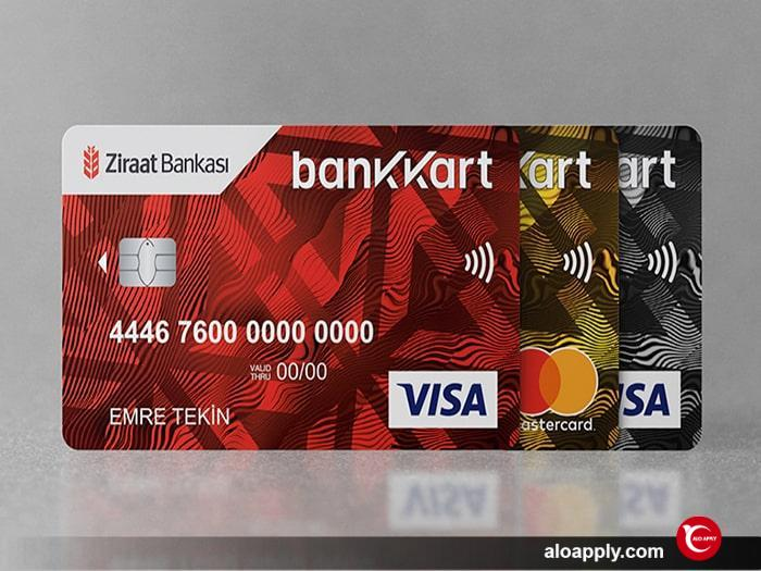افتتاح حساب ویزا کارت