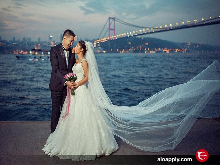 مقایسه ثبت ازدواج در ترکیه نسبت به ایران