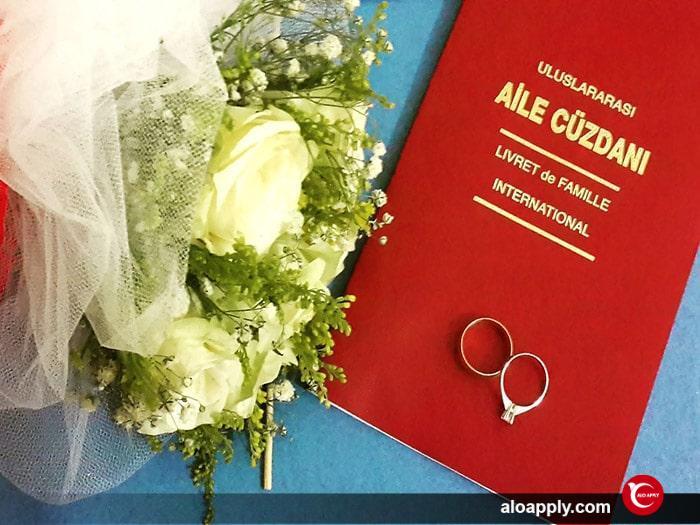 سند بین المللی ازدواج در ترکیه