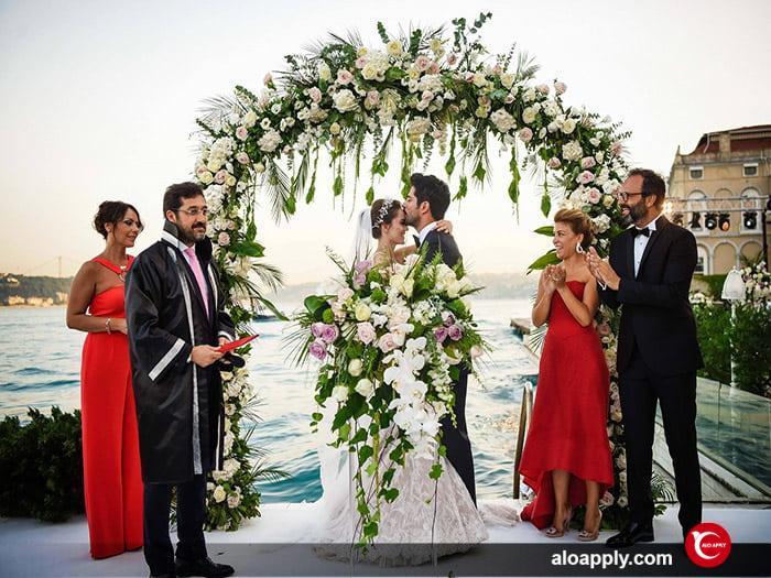 نکاتی که لازم است برای ازدواج در استانبول بدانید