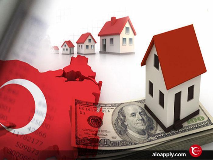 آمار خرید ملک در ترکیه