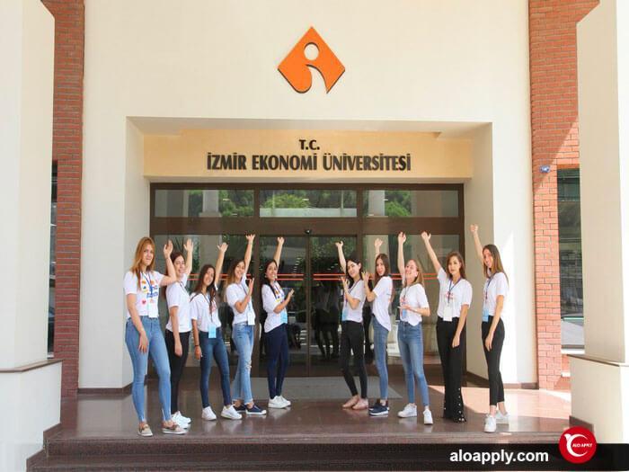 دانشگاه اقتصاد ازمیر (İzmir Ekonomi Üniversitesi)