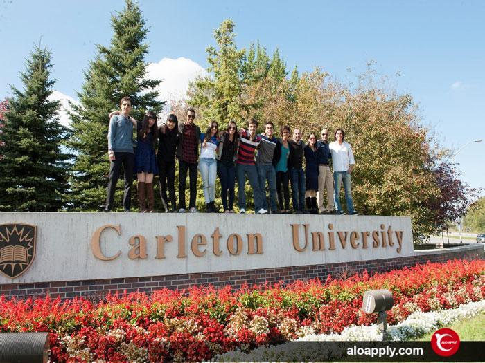 بورسیه ویژه دانشگاه کارلتون