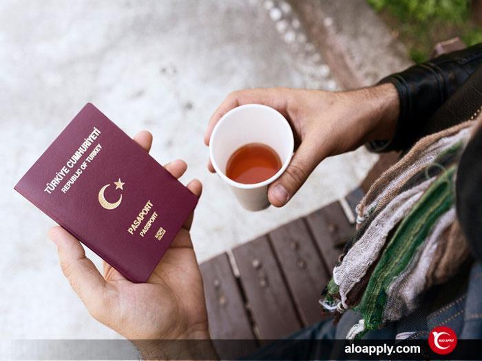 شهروند ترکیه از طریق ازدواج