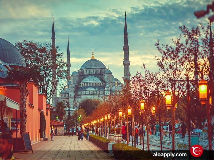 آمار مهاجرت به ترکیه