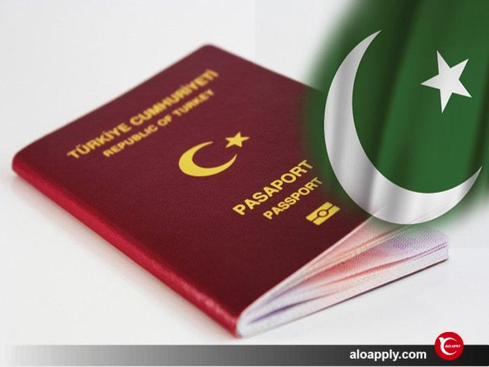 اخذ ویزای ترکیه