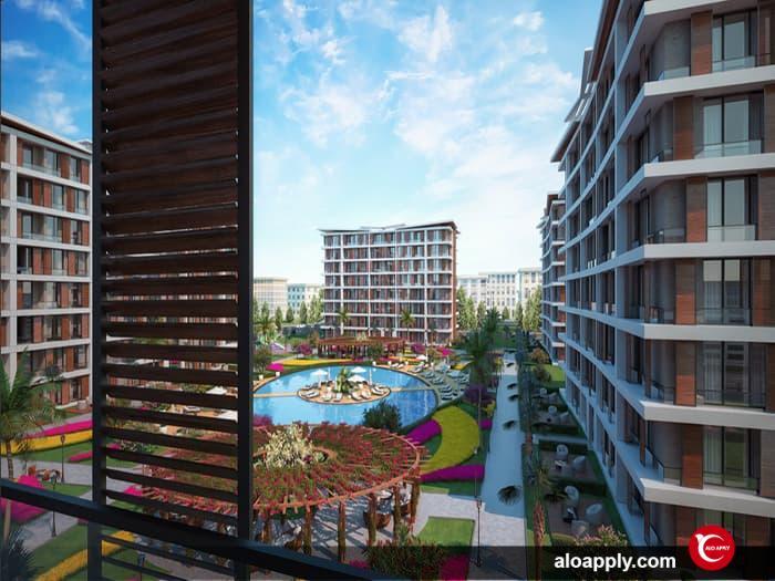 خرید قسطی خانه از شرکت های ساختمانی در استانبول