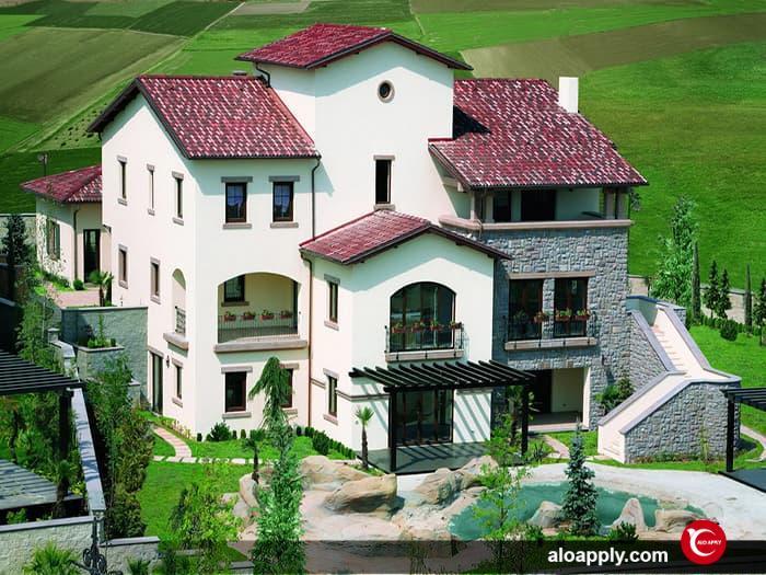 خرید قسطی خانه در استانبول با وام بانکی