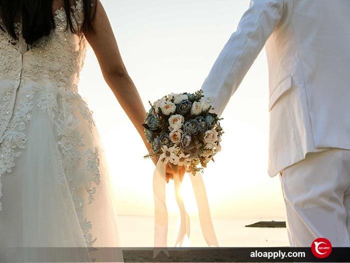 گرفتن اقامت ترکیه از طریق ازدواج