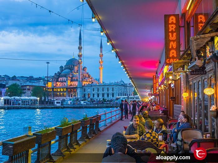 مزایای اخذ اقامت در ترکیه در سال ۲۰۲۱