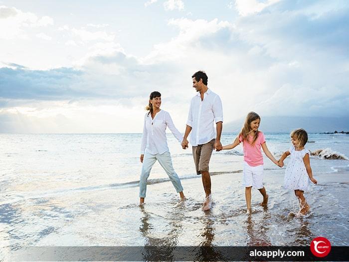 اقامت خانوادگی در ترکیه