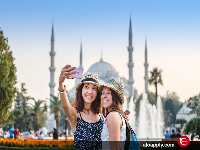 مدارک لازم اخذ اقامت توریستی در ترکیه