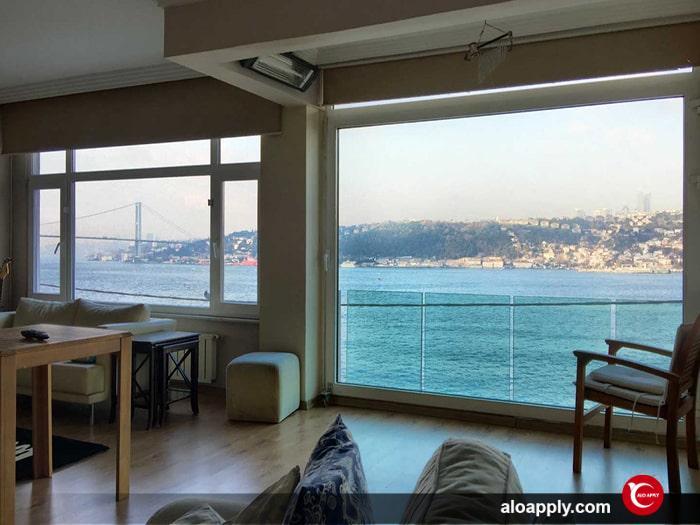ارزش املاک و مستغلات در کانال استانبول