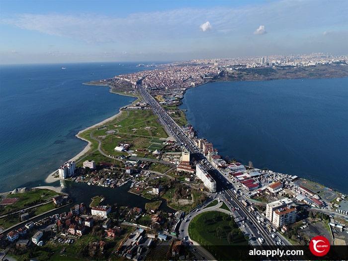 خرید خانه در کانال استانبول