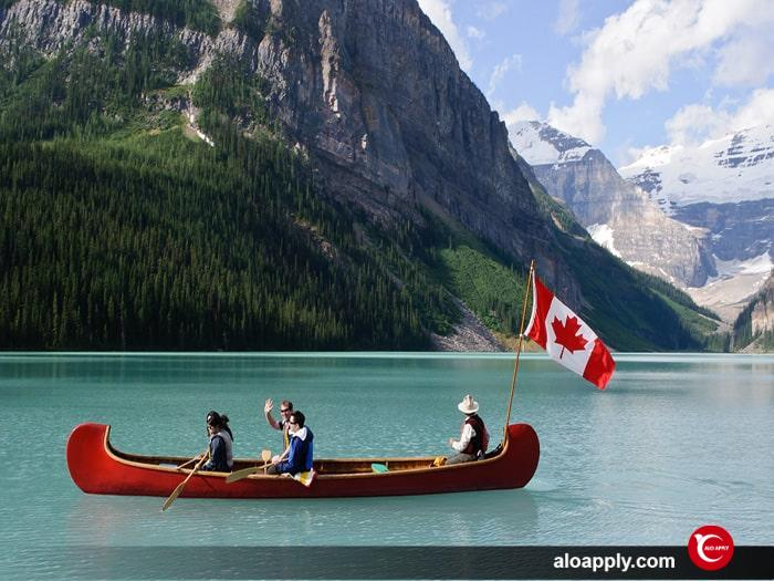 مراحل اخذ ویزای توریستی کانادا