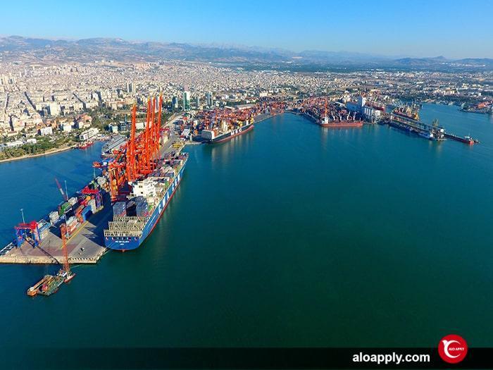 معرفی مناطق آزاد تجاری و صنعتی در ترکیه