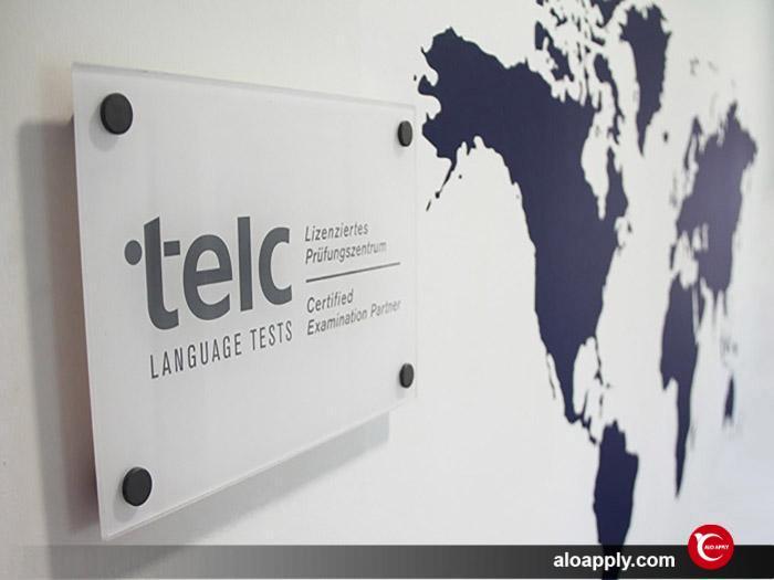 ثبت نام آزمون TELC