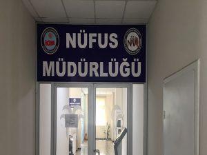 اداره نفوس ترکیه