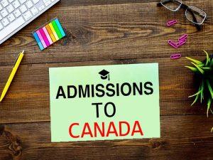 اخذ پذیرش تحصیلی کانادا